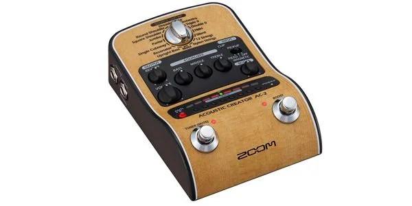 ZOOM ( ズーム ) / AC-2 Acoustic Creator