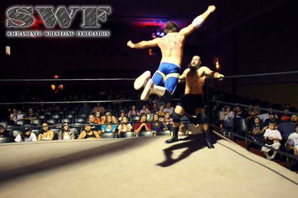 Sacramento Wrestling Federation ~ Clash at the Colonial