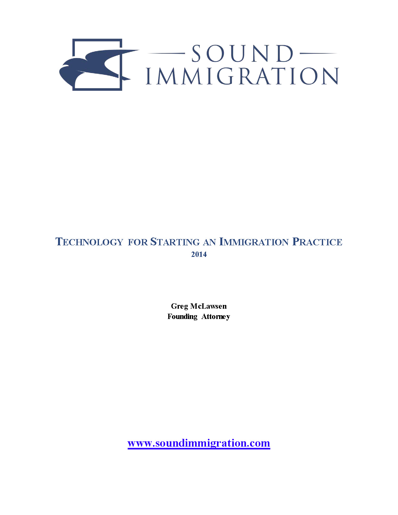 Technology For Starting An Immigration Law  Firm