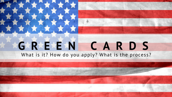 Green card - What is a green card?