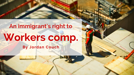 In Washington State, Immigrants Have Workers Comp. Rights