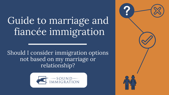 Should I Consider Immigration Options Not Based On My Marriage Or Relationship?