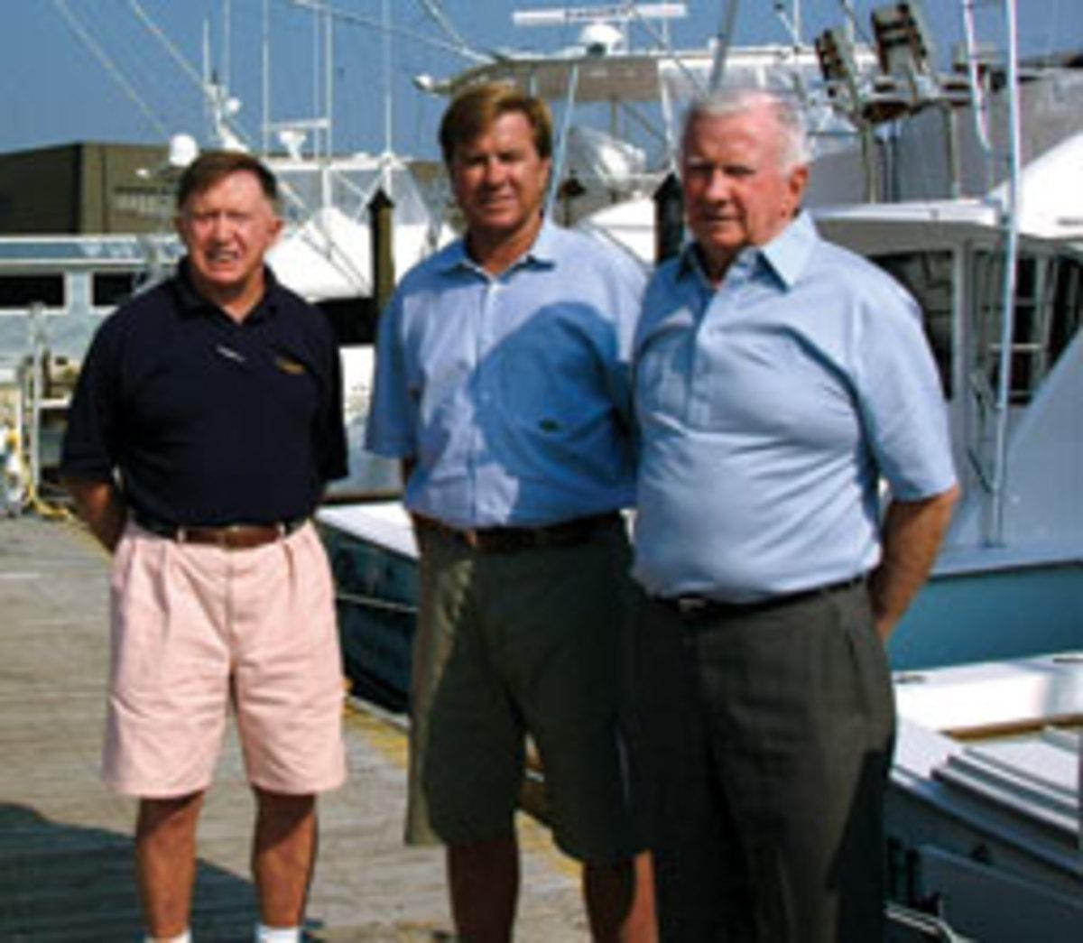 Talkin Boats With Patrick Healey Executive Vice
