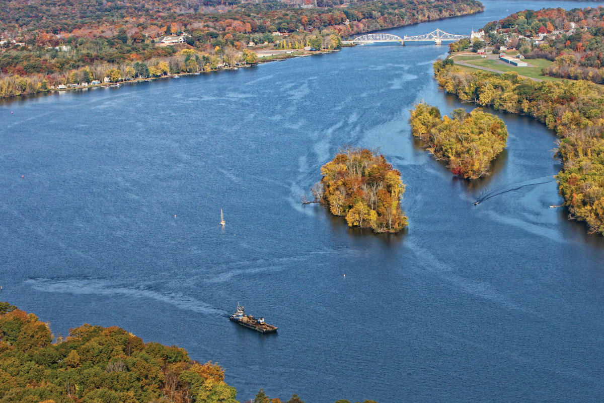 The Connecticut River Valley Goes BIG Soundings Online