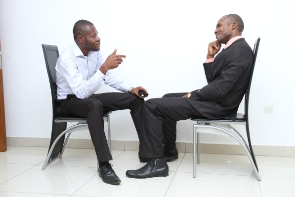 Building Rapport before the job interview