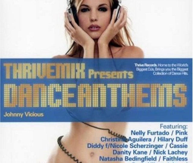 Thrivemix Dance Anthems