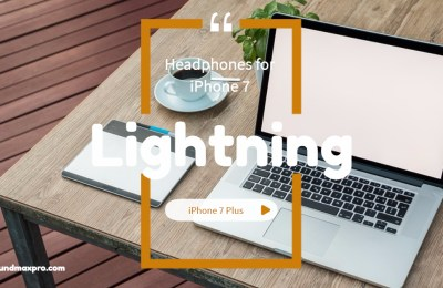 Lightning Headphones for Apple iPhone 7