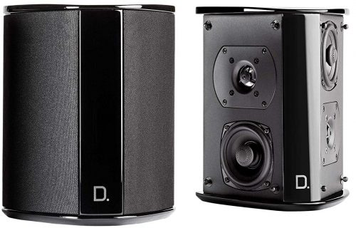 Best Bipolar Speakers for Rear Surround Sound Home Theater and Music