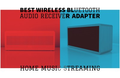 Wireless Bluetooth Audio Receiver Adapter