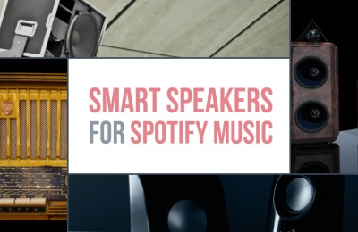 Smart Speakers For Spotify Music