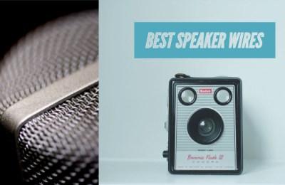 Best Speaker Wires