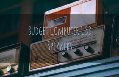 Best Budget Computer USB Speakers