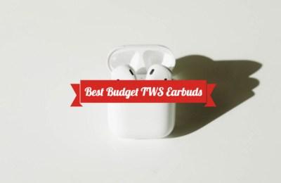 Best Budget TWS Earbuds