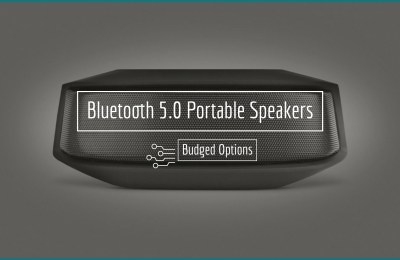 Bluetooth 5.0 Portable Speakers