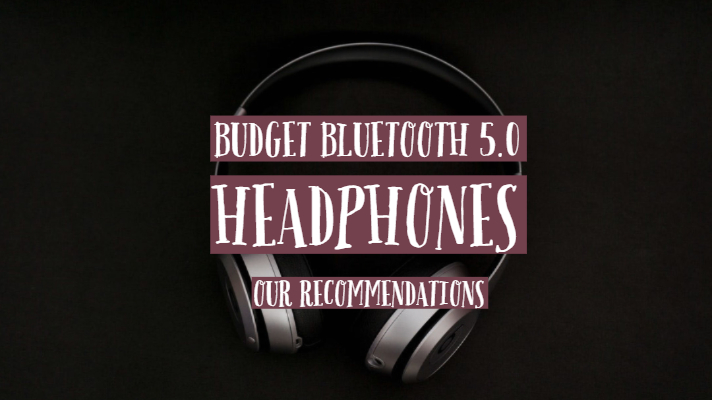 Budget Bluetooth 5.0 Headphones