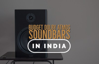 Budget Dolby Atmos Soundbars