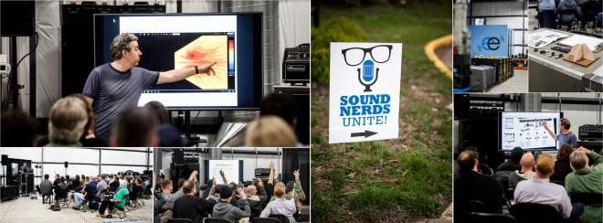 SoundNerdsUnite Live Sound Workshop--Cincinnati