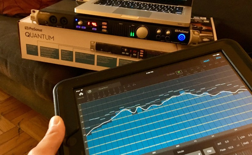 Presonus Quantum Review and Nicholas Radina