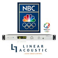 Linear Acoustic at Sochi Olympics for NBC Broadcast