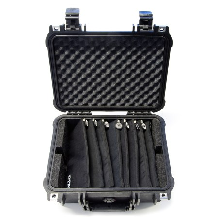 DPA Bodyworn Microphone Kit in the case