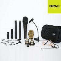 The DPA Microphones family