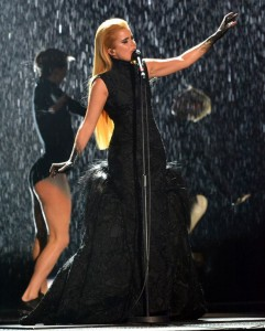 Paloma Faith's performance at the Brit Awards 2015