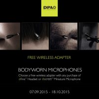 DPA Bodyworn Free Wireless Adapter