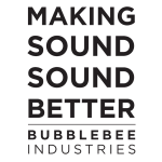 Bubblebee Industries | Making Sound Sound Better