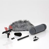 DPA d:dicate 4017B-R Shotgun Mic and Rycote Kit