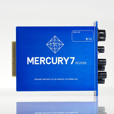 Meris Mercury 7 Reverb Side