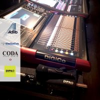 DPA joins Adlib, DiGiCo and Coda at O2 Forum