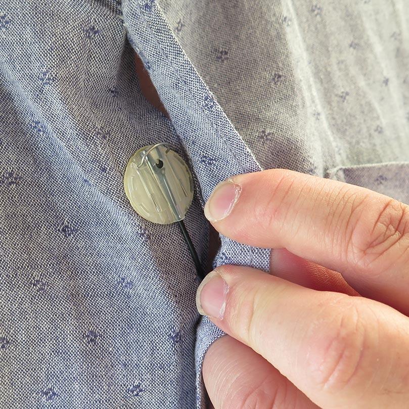 DPA d:screet™ Slim and DMM0023 Concealer in Shirt