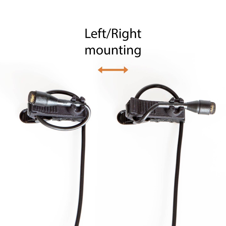 Dpa Scm B Lavalier Microphone Clip