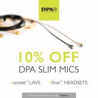 10% OFF DPA SLIMS