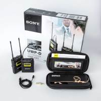 Sony UWP-D11 with DPA d:fine™ 66 Headset Mic