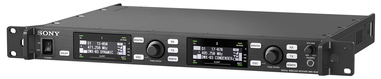 Sony DWR-R03D Receiver Digital Wireless