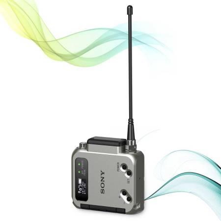 Sony DWT-R03B Digital Wireless Micro-Transmitter
