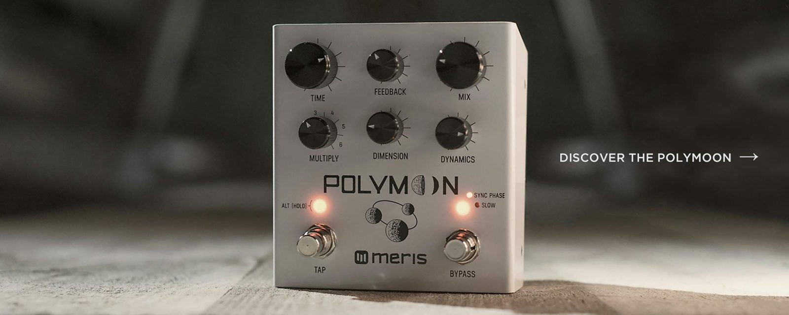 Discover the Meris Polymoon Delay
