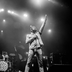 Kasabian 2017 at The Wiltern LA