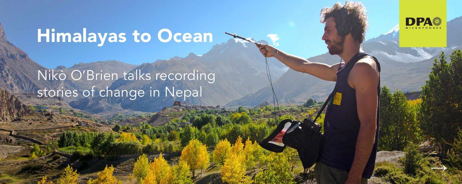Himalayas to Ocean with Nikò O'Brien