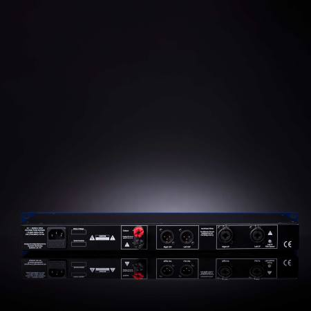Quested SBC250 Amplified Controller - back panel