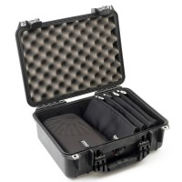 DPA d:vote™ CORE 4099 Rock 4 Microphone Touring Kit with Accessories and Case