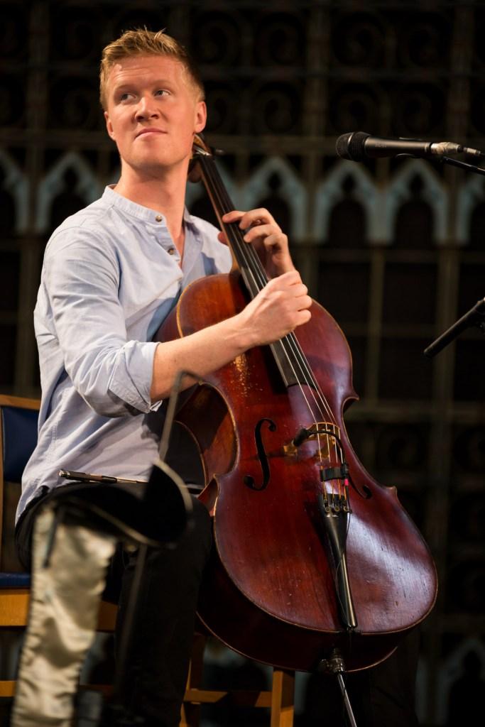 iyatraQuartet Cellist