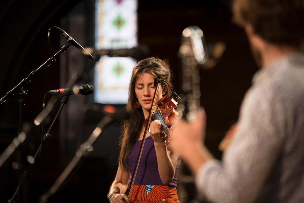 Choose your violin mic