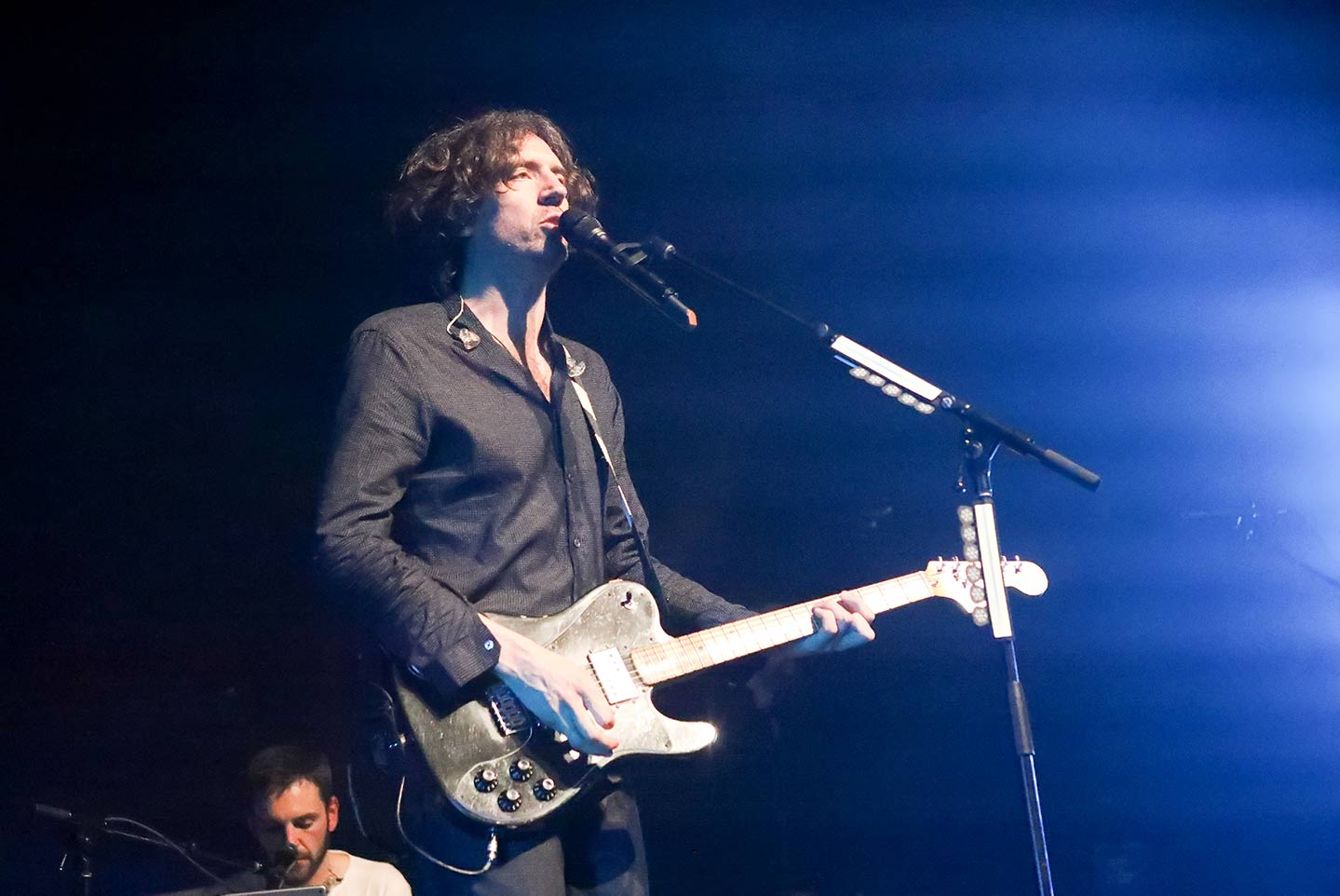 Snow Patrol's Gary Lightbody on DPA d:facto Vocal Microphone