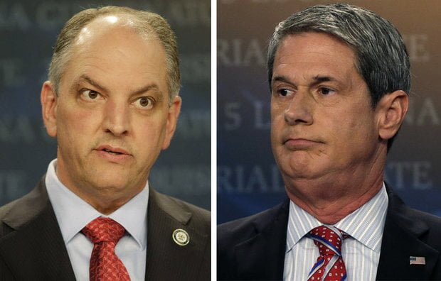 Sen. David Vitter files material with U. S. Attorney's Office & FBI entailing Edwards' campaign operatives' actions.