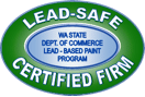 Washington State Lead-Safe Certified Painter