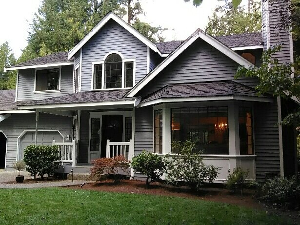 Exterior Paint Job in Sammamish, WA
