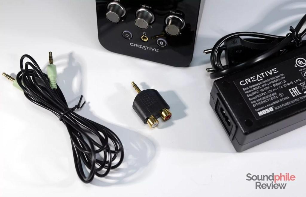 Creative T30 Wireless accessories