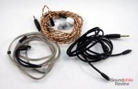 Venture Electronics Monk IE Smalls cables